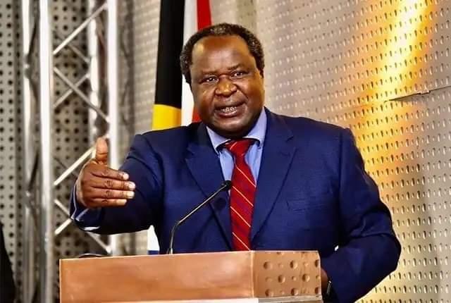 MINISTER TITO MBOWENI: 2021 BUDGET SPEECH