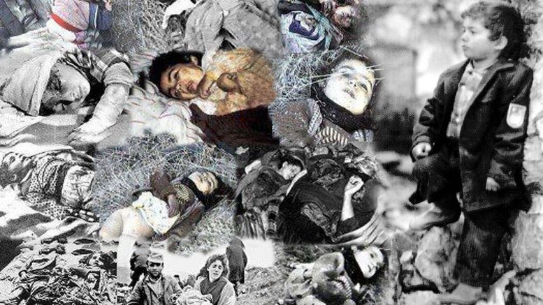 KHOJALY GENOCIDE A DARK CHAPTER IN AZERBAIJANI HISTORY