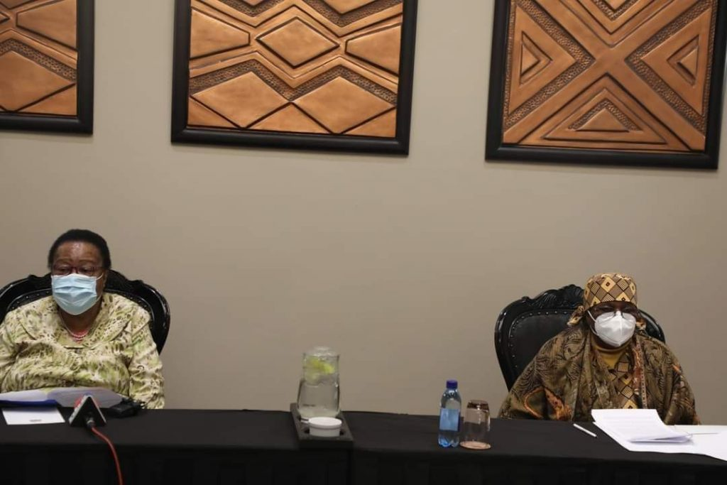 COMMUNIQUÉ: NAMIBIA - SOUTH AFRICA POLITICAL AND DIPLOMATIC CONSULTATIONS - 14-15 JULY 2021, WINDHOEK